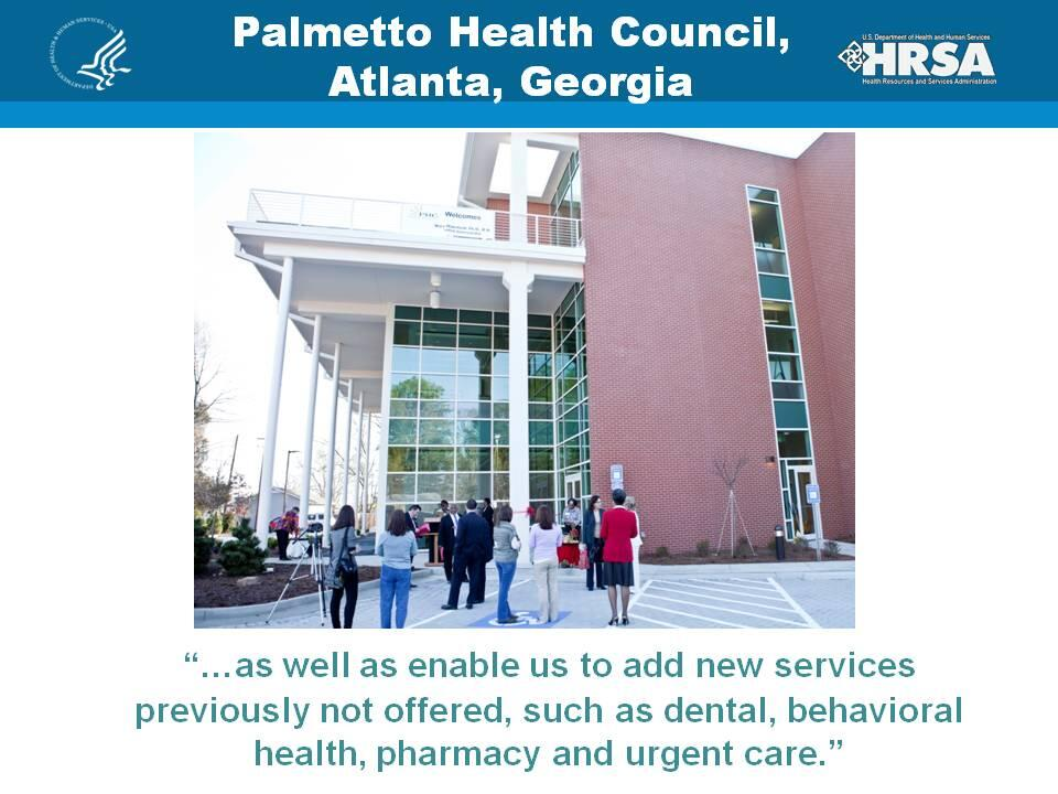 Palmetto Health Care