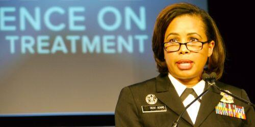 RADM Sylvia Trent-Adams, Deputy U.S. Surgeon General