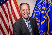 Jim Macrae, Associate Administrator for Primary Healthcare