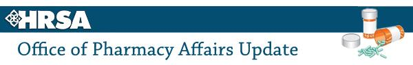 HRSA Office of Pharmacy Affairs Update